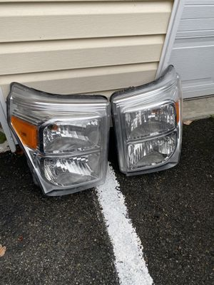 2015 Ford F-350 OEM headlights for Sale in Auburn, WA