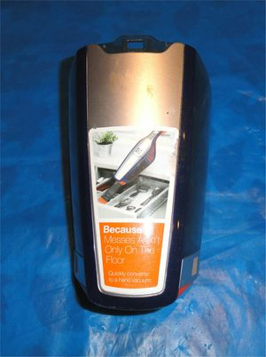 Electrolux ergorapido el2029a vacuum dust cup and filter assembly for Sale in Riverside, CA