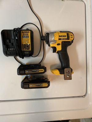 20v dewalt impact drill for Sale in Alexandria, VA