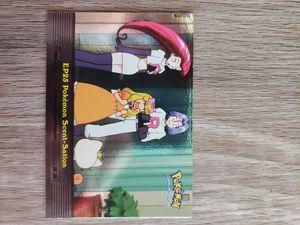 EP25 Pokemon Scent-Sation Pokemon Topps Card for Sale in Davenport, FL