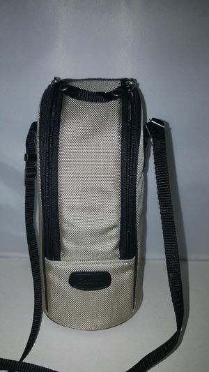 """Canon lens bag. Measures 9"""" tall x 4"""" wide. for Sale in Dallas, TX"""