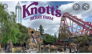 Knotts berry farm tickets for Sale in Pomona, CA