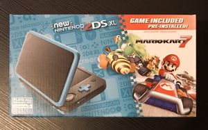 Nintendo 2DS XL - (w/ Mario Kart 7 pre-installed) - Brand New for Sale in Dublin, OH