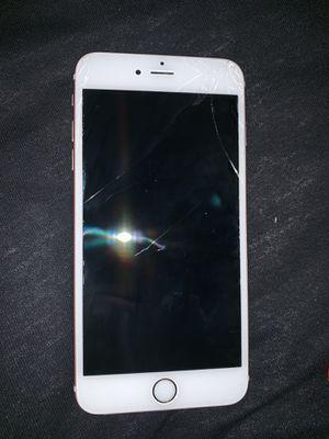 iPhone 6s Plus Rose Gold for Sale in Lanham, MD