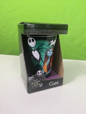Nightmare before Xmas Glass for Sale in Tempe, AZ