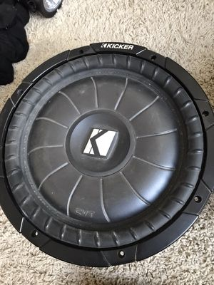 Subwoofers + amp for Sale in Vienna, VA