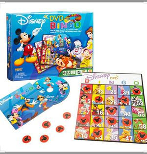 Disney DVD Bingo (Mattel) Family Fun - Complete for Sale in Chandler, AZ