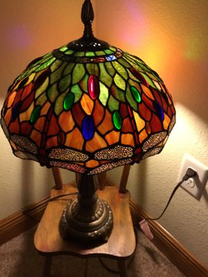 Dragonfly lamp for Sale in Inverness, FL