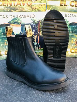 Work boots / Botas de trabajo --- ❗QUICK SELLING❗--- Handmade León Gto Mex for Sale in South Gate, CA
