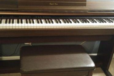 digital piano technics for Sale in Irvine,  CA