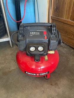 Porter cable compressor kit for Sale in El Monte,  CA