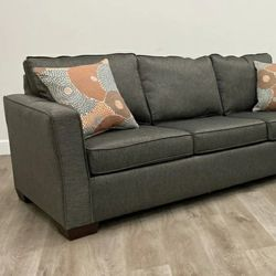 Verona charcoal sofa and loveseat for Sale in Houston,  TX