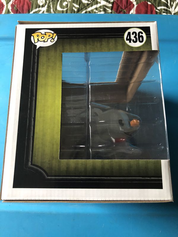 Funko pop. Zero in doghouse nightmare before Christmas Disney 25 years movie moments BoxLunch exclusive 436. Sorry I do not ship. Or trade. Everett/B