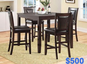 5- Piece table set for Sale in Bakersfield, CA