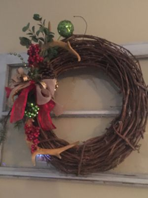 Christmas wreaths for Sale in Caledonia, MS