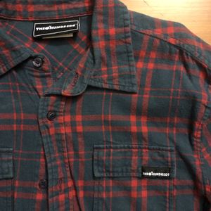 The Hundreds Flannel Long Sleeve Shirt (Medium) Supreme Champion Stussy for Sale in Los Angeles, CA