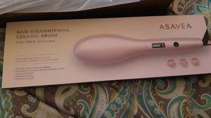 Asavea Hair Straightening Ceramic Brush for Sale in Grand Prairie, TX