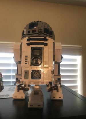 Non Lego R2D2 for Sale in Maple Valley, WA
