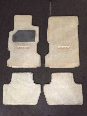 91-95 Acura Legend Floor Mats for Sale in Los Angeles, CA