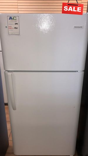 BIG BARGAINS!! CONTACT TODAY! Frigidaire Refrigerator Fridge Top Mount #1485 for Sale in Baltimore, MD