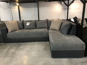 Grey on Grey Sectional Sofa 💥💥💥ONLY $360 - TAKE HOME TODAY💥💥💥 for Sale in Miami Springs, FL