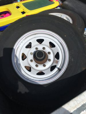 235 80 16 Trailer tire for Sale in Haines City, FL