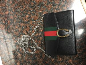 Gucci Dionysus Leather Wallet for Sale in Everett, MA