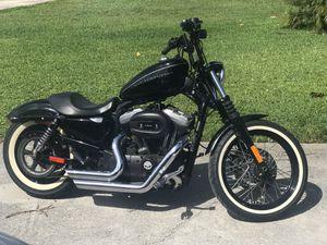 2009 Harley Davidson XL1200N Nightster for Sale in FL, US