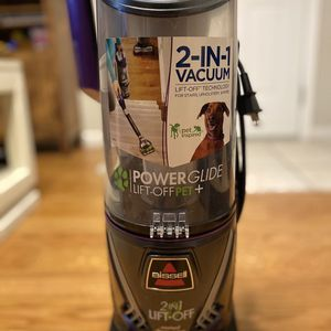 2-1 Vacuum - Power Glide Lift-off Pet+ for Sale in Bradenton, FL