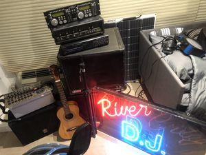 Dj equipment for Sale in Antioch, CA