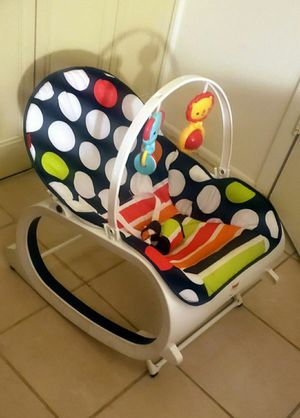Fisher Price Rocking Chair for Sale in Tolleson, AZ