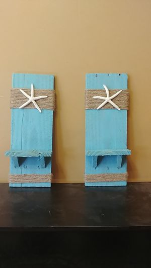Seascape wall shelves for Sale in Easley, SC