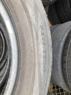 235/55R17 Nexen tires set of 4 for Sale in CT, US