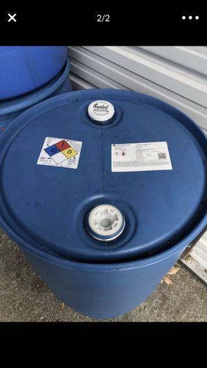 55 gallon drums for Sale in Covington, WA
