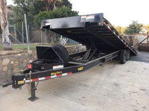 Big Tex tilt trailer for Sale in Riverside, CA