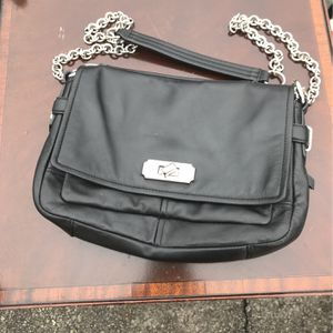 Leather Black Purse for Sale in Chicago, IL
