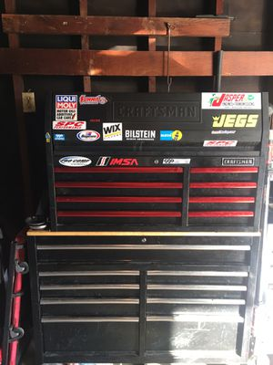 Craftsman Tool Box for Sale in San Gabriel, CA