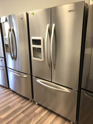 🔥🔥KitchenAid Stainless Steel Counter Depth French Door🔥🔥90 DAYS WARRANTY🔥🔥 for Sale in Gastonia, NC
