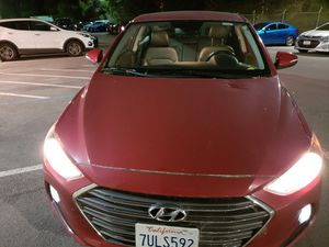 2017 Hyundai Elantra limited 67kmiles Clean Carfax for Sale in San Francisco, CA