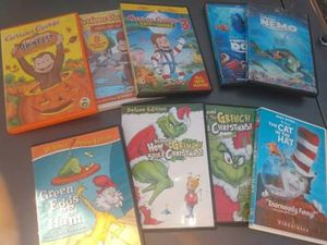 Kids DVDs and books for Sale in Tullahoma, TN