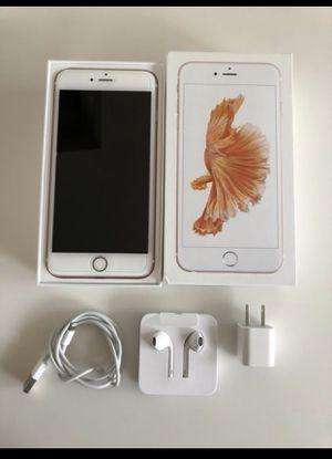 iPhone 6s Plus 128 gb for Sale in Newark, CA