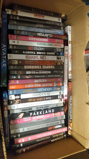 I have over 259 movies and kids movies for Sale in San Antonio, TX