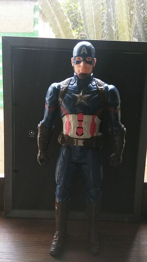 Captain America action figure for Sale in Bell Gardens, CA