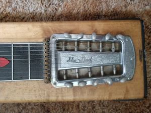 1974 Sho Bud 10 string 3 pedal 1 lever steel guitar with the original hard case. . for Sale in San Diego, CA