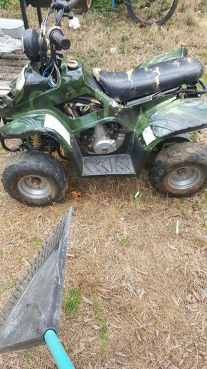 Atv do not know what is wrong with it original price 1,000$ for Sale in Durham, NC