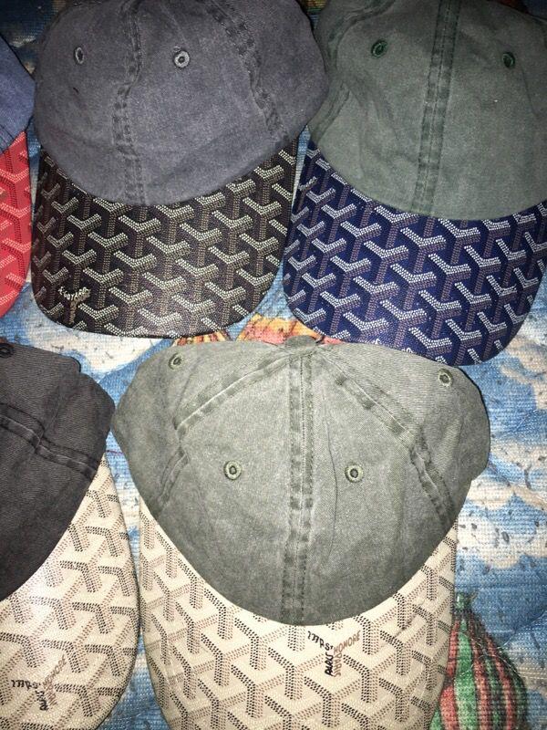 aa87fe4c7d3 Goyard Dad Hats for Sale in Newark