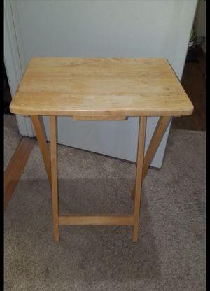 Folding Mini Table for Sale in Costa Mesa, CA