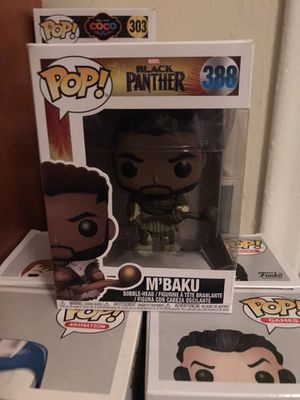 M'Baku (Black Panther) Funko Pop for Sale in Wilton Manors, FL