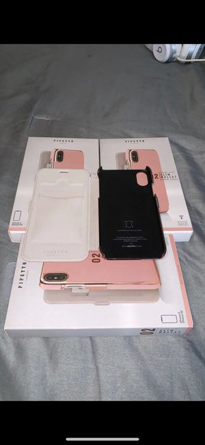 iPhone X/XS Slim Wallet Case for Sale in Highland, CA