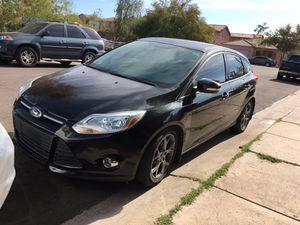 2013 Ford Focus hatchback for Sale in Phoenix, AZ